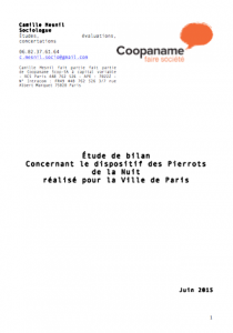 Coopaname rapport