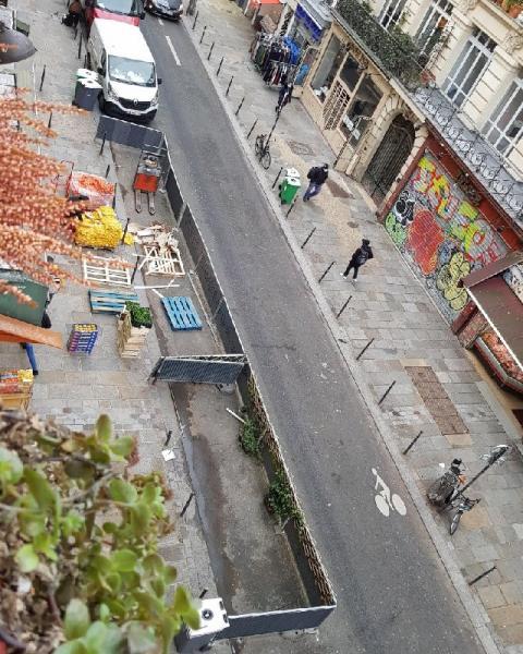 10ème- 21 rue du faubourg Saint-Denis