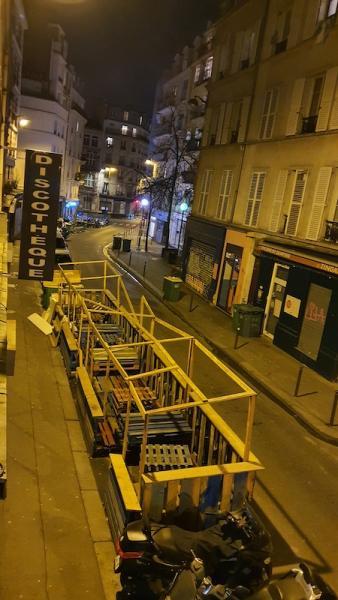 11ème - 56 rue de la Fontaine au Roi